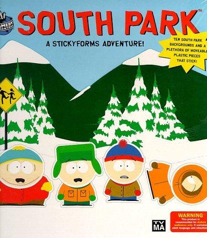 south-park-a-stickyforms-adventure-by-matt-stone-27-nov-1998-board-book