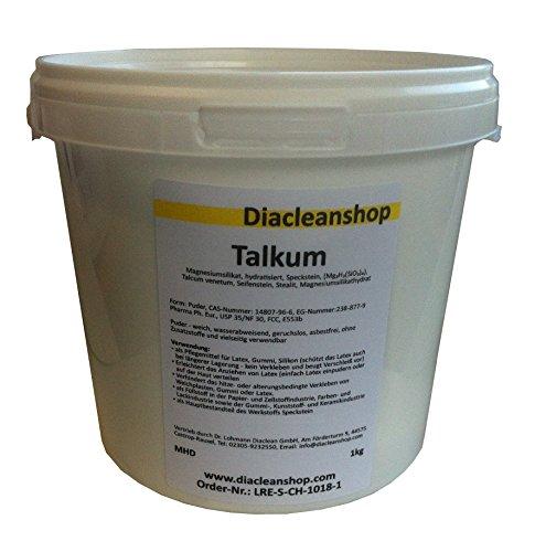 Talkum Puder 1kg