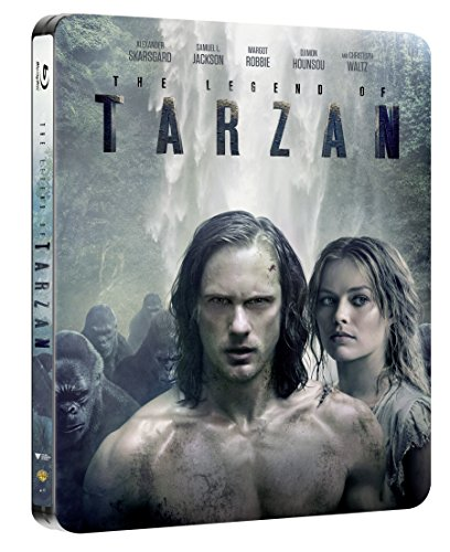 The Legend of Tarzan  (Esclusiva Amazon - Steelbook)(Blu-Ray) [Italia] [Blu-ray]