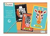 Avenue Mandarine - KC016O - Boîte Créative - Cartes à Gratter