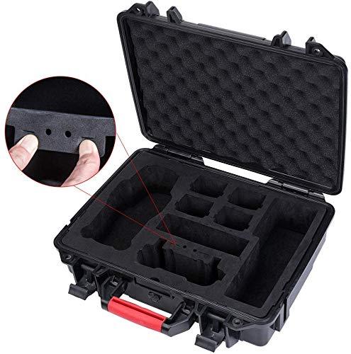 Smatree Tragetasche für DJI Mavic Pro 2, wasserdichter Drohnenkoffer für 4 Batterien, Fernbedienung und Ladegerät
