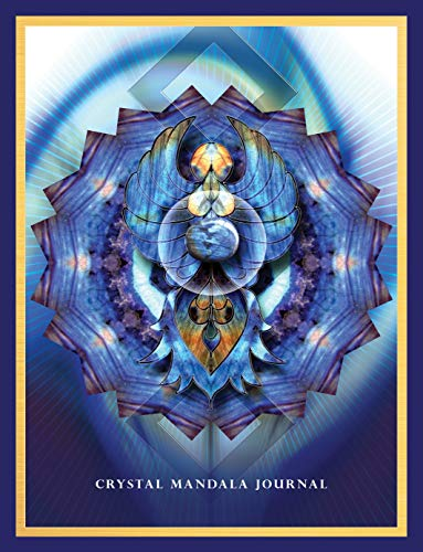 Crystal Mandala - Journal Alana Crystal