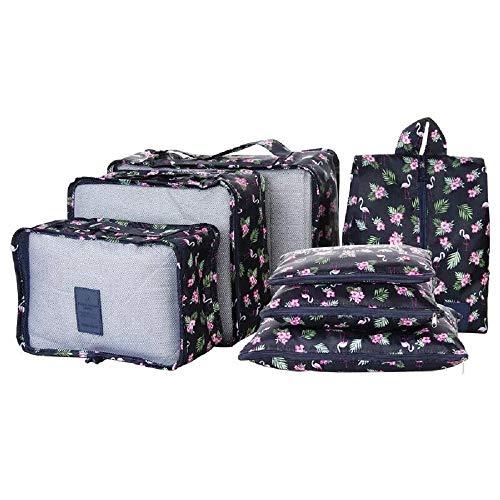 Organizador de embalaje de equipaje de viaje