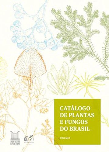 Catálogo de plantas e fungos do Brasil - Vol. 1 (Portuguese Edition) por Rafaela Campostrini Forzza
