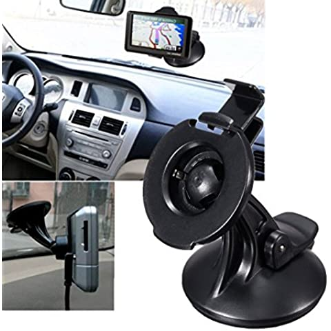 Poseidon Montaje del coche ventosa windshied GPS soporte para Garmin Nuvi 42 42lm 52 52LM 54lm