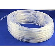 Final brillante luz de fibra – Cable de fibra óptica 2,2 mm de diámetro) perfecto para Diy