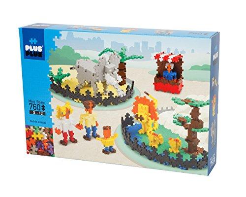 Plus-Plus-3750 Puzzle de construcción (3750)
