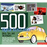 500 Digital Illustration Hints, Tips and Techniques (500 (Lark Paperback)) by Luke Herriott and Robert Brandt (2009-09-01)