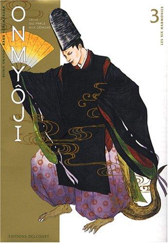 Onmyoji - Celui qui parle aux demons Vol.3