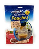 Sealapack refermable Pouches 7pk
