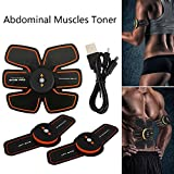 Best Body Toners - Wrighteu Ems Abs Electronic Abdominal Muscle Stimulato Trainer Review