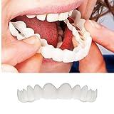 SamMoSon 2018 Immediato Sorriso Comfort In Forma Flettere Cosmetico Dentatura Dei Denti Tcosmetici Impiallacciatura Dentale Simulazione Di Impiallacciatura Bretelle Grande promozione