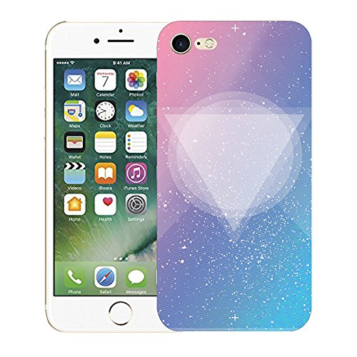 Custodia iPhone 7 Cover, iPhone 7 Clear Soft TPU Protective Case Back Cover with Cute Cartoon Pattern [Slim Fit] [Ultra Thin] for 4.7 inches iPhone 7 (8) 1