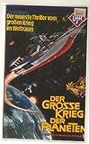 Der grosse Krieg der Planeten. Ein SF-Film. (VHS) (Darsteller : Kensaku Morita , Yuko Asano , Ryo Ikebe , William Ross , Hiroshi Miyandi)
