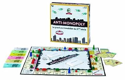 University Games - Jeu de société - Anti-Monopoly