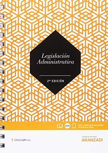 Legislación administrativa (Código Básico) por Departamento de Redacción Aranzadi