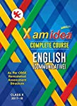 """A book on - """"Xam idea English - Class 10""""."""