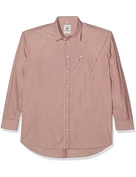 Lerros Herren Hemd Große Größen, Camicia Uomo