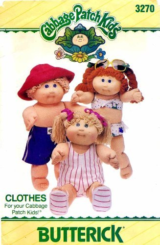 butterick-3270-cabbage-patch-kids-swimwear-vintage-sewing-pattern-by-butterick
