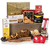 Teatime Delights Hamper - Luxury Food Gift Hampers For Him...