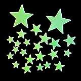 Glow in the Dark Stars 24pcs