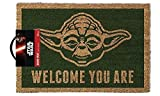Import Star Wars Yoda Zerbino, multicolore