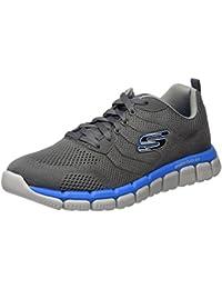 Skechers Skech-Flex 20, Zapatillas de Deporte Exterior para Hombre