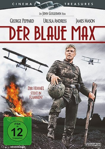 Der blaue Max (DVD) by George Peppard