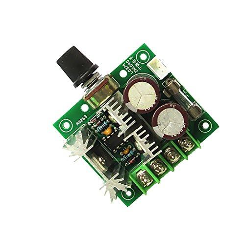 Sharplace 12V-40V DC Drehzahlregler PWM-Modul 10A - Drehmoment-controller