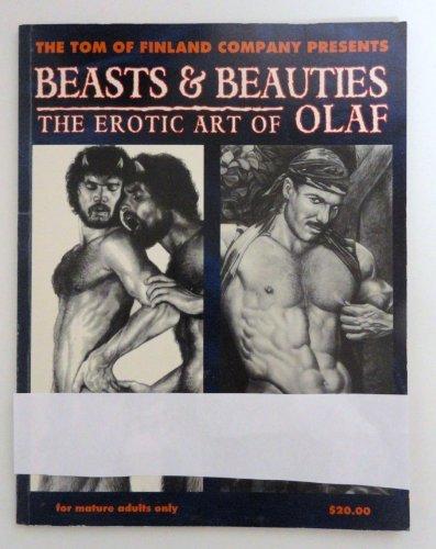 Beasts & Beauties : The Erotic Art of Olaf by Durk Dehner (1996-02-01)