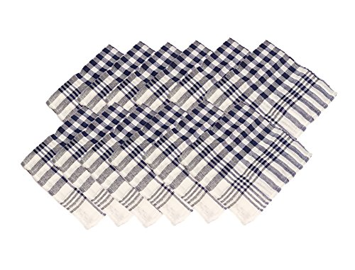 Ezee multipurpose kitchen napkin/cloth,table duster Pack of 12