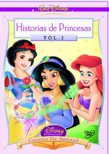 Historias de princesas 2 [DVD]