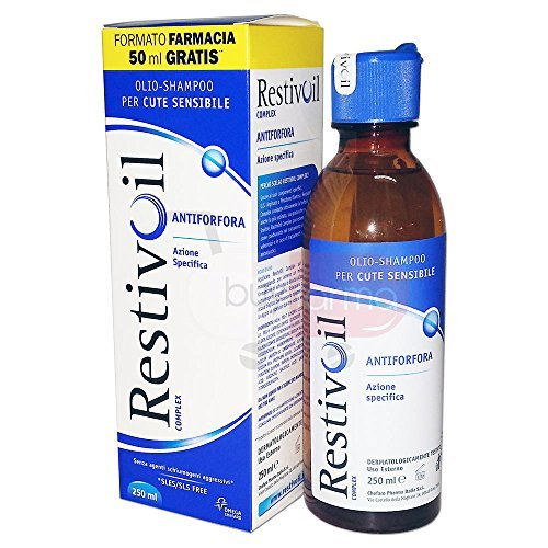 RESTIVOIL SH ANTIFORFORA 250ML TP