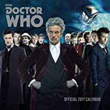 Doctor Who Official 2017 Square Calendar (Calendar 2017)