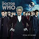 Doctor Who Classic Edition Official 2017 Calendar - Square 305x305mm Wall Calendar 2017