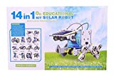 #6: Educational 14 in 1 Solar Power Energy Robot Toy Kit for Learning Purpose