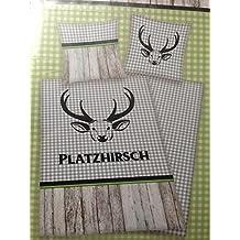 Partner Bettwäsche Edelzicke Und Platzhirsch 155x220