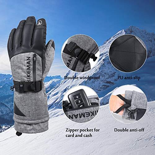 Zoom IMG-3 dinoka guanti sci uomo donna