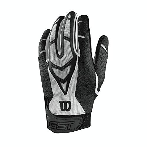 Wilson GST Skill American Football Receiver Handschuhe - weiß Gr. 2XL