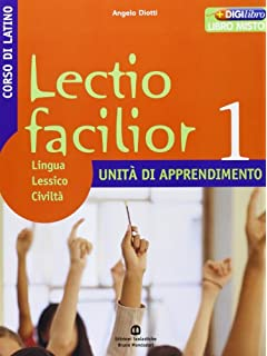 Lectio facilior 2 Unità di apprendimento