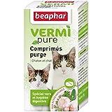 Beaphar - VERMIpure, comprimés purge - chat