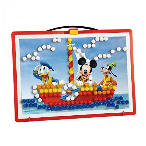 Quercetti 00976-Spiel WD Portable Imago Mickey Mouse Club House