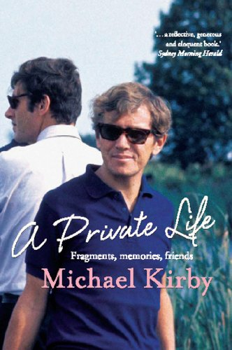 A Private Life: Fragments, memories, friends (English Edition)