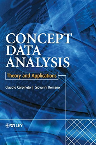 Concept Data Analysis: Theory and Applications 1st edition by Carpineto, Claudio, Romano, Giovanni (2004) Hardcover