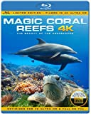 MAGIC CORAL REEFS 4K - The Beauty Of The Reefscapes(Limited Edition - Filmed in 4K ULTRA HD) [Blu-ray] [NTSC]