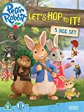 Peter Rabbit - Lets Hop To It Triple DVD Box Set