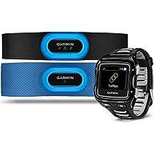 Garmin Forerunner 920XT Multisport-GPS-Uhr inkl. HRM-Swim, HRM-Tri - Schnellwechselhalterung fürs Fahrrad
