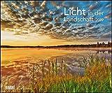 Licht in der Landschaft 2019 – Wandkalender 58,4 x 48,5 cm – Spiralbindung