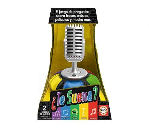 Educa Borrás JUEGO TE SUENA 500 PREGUNTAS DE AUDIO
