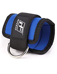 Ritfit Sport Sangle de cheville pour câble Machines pour fût des jambes et des exercices de poids (lot de 1)